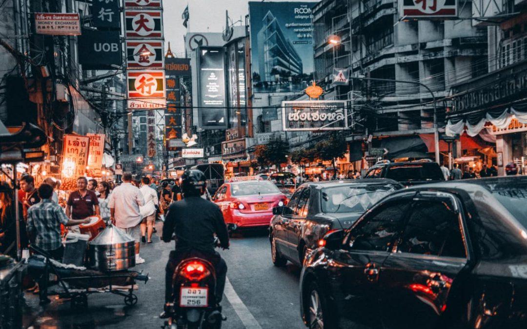 Comment se déplacer en Thaïlande lors de son voyage ?